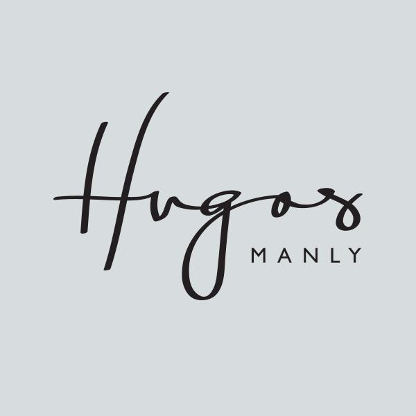 Hugos Manly Logo